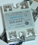 SRINUTCH SSR  Solid State Relay